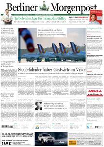 Berliner Morgenpost – 28. Dezember 2019