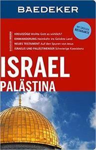 Baedeker Reiseführer Israel, Palästina, Auflage: 14