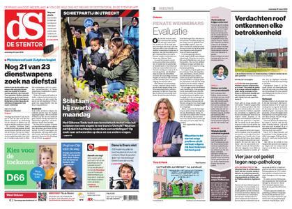 De Stentor - West-Veluwe – 20 maart 2019