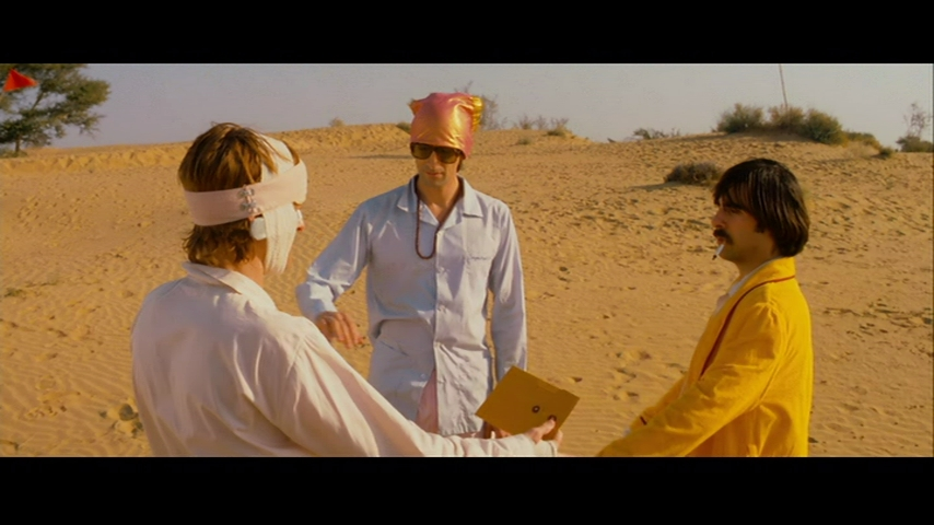 The Darjeeling Limited (2007) [The Criterion Collection #540]
