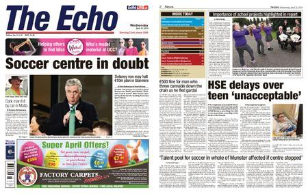 Evening Echo – April 10, 2019