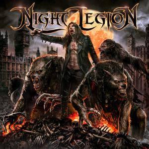 Night Legion - Night Legion (2017)
