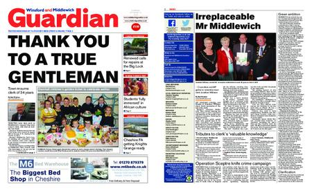 Winsford and Middlewich Guardian – September 19, 2019