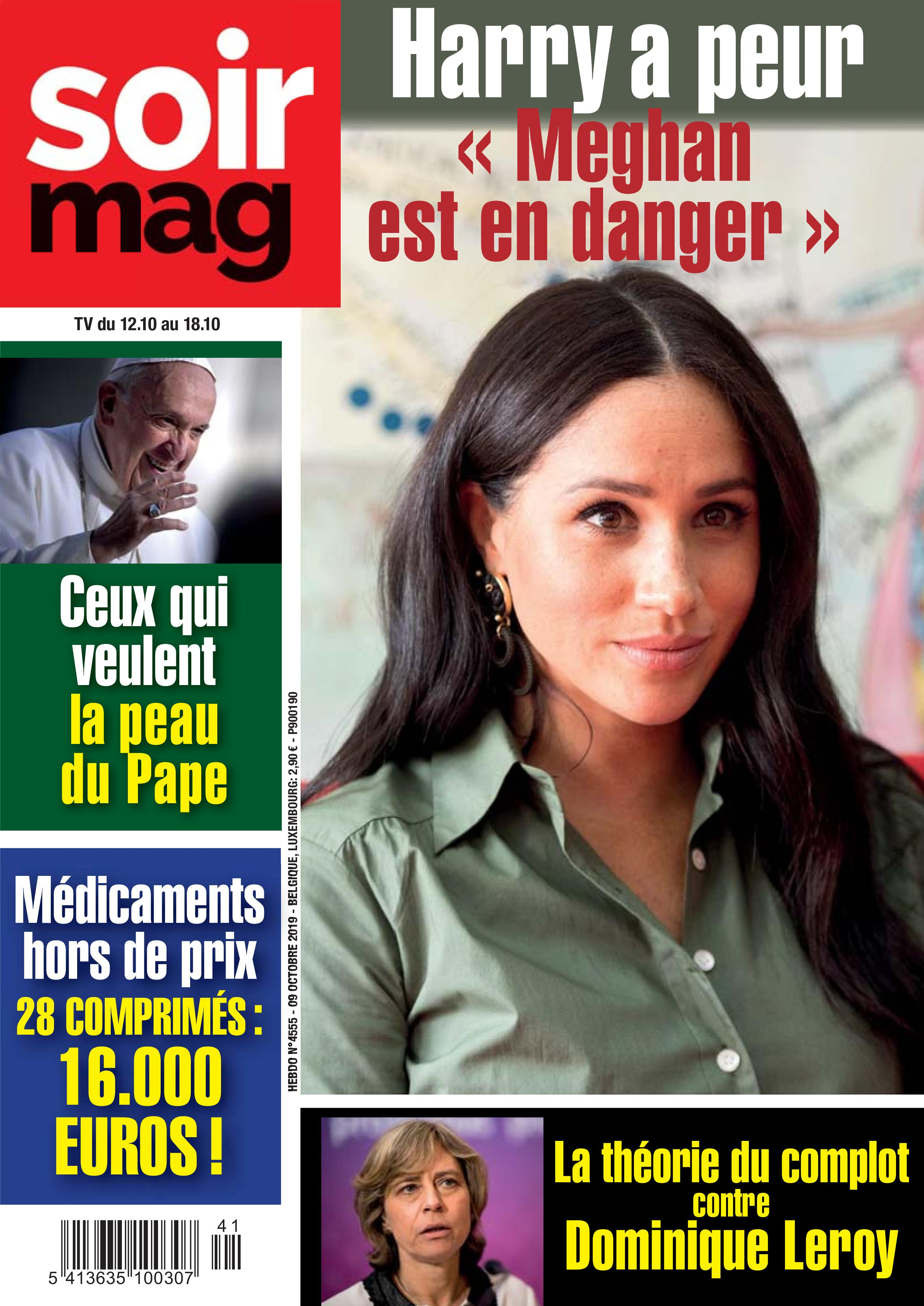 Le Soir Magazine - 12 Octobre 2019