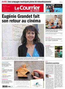 Le Courrier de l'Ouest Angers – 18 janvier 2020
