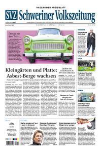 Schweriner Volkszeitung Hagenower Kreisblatt - 21. März 2019