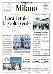 la Repubblica Milano - 18 Novembre 2019