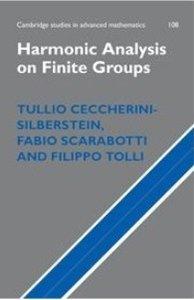Harmonic Analysis on Finite Groups: Representation Theory, Gelfand Pairs and Markov Chains