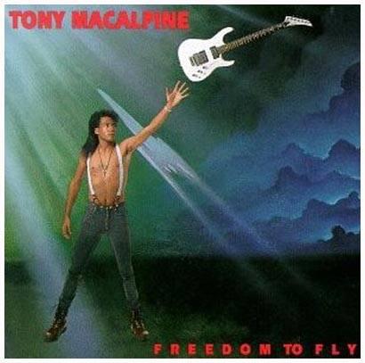 Tony MacAlpine - Freedom To Fly (1992)