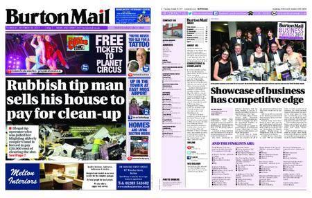Burton Mail – October 19, 2017