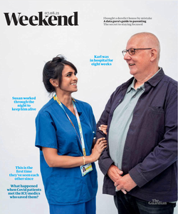 The Guardian Weekend - 07 August 2021