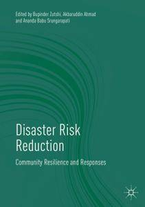Disaster Risk Reduction: Community Resilience and Responses (Repost)