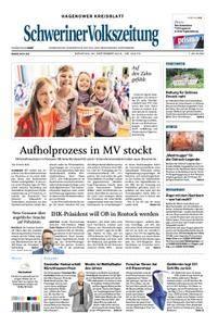 Schweriner Volkszeitung Hagenower Kreisblatt - 25. September 2018
