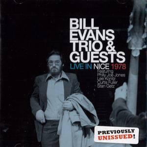 Bill Evans Trio & Guests - Live In Nice 1978 (2010) {2CD Set, Jazz Lips Music JL778}