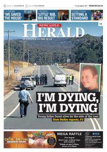 Newcastle Herald - August 21, 2018
