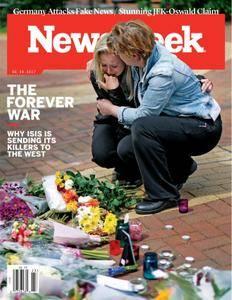 Newsweek USA - June 09, 2017