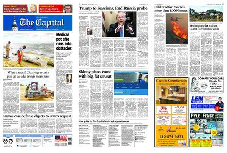 The Capital – August 02, 2018