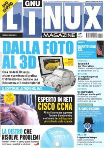 Linux Magazine N.191 - Giugno-Luglio 2019
