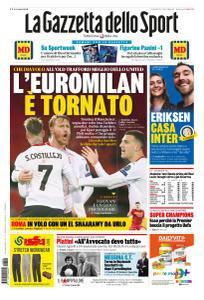 La Gazzetta dello Sport - 12 Marzo 2021