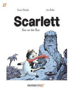 Scarlett 01-Star on the Run Papercutz 2015 digital widget