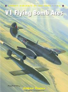 V1 Flying Bomb Aces (Osprey Aircraft of the Aces 113)