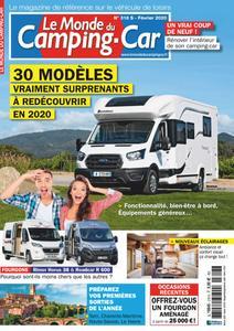 Le Monde du Camping-Car - février 2020