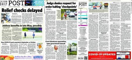 The Guam Daily Post – April 22, 2020