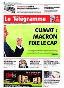 Le Télégramme Ouest Cornouaille – 30 juin 2020