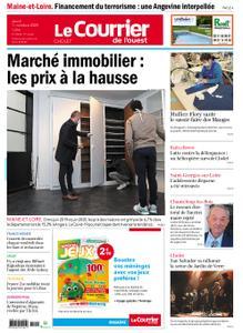 Le Courrier de l'Ouest Cholet – 01 octobre 2020