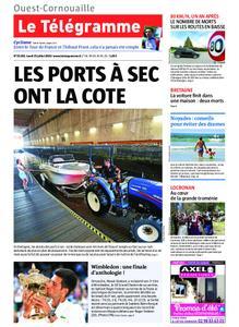 Le Télégramme Ouest Cornouaille – 15 juillet 2019