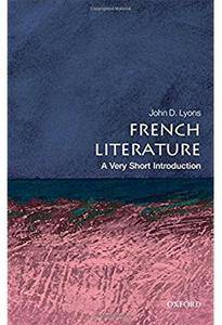 French Literature: A Very Short Introduction [Repost]
