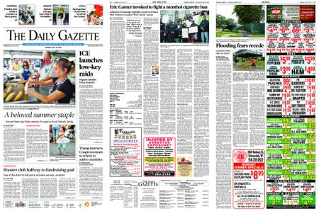 The Daily Gazette – July 15, 2019