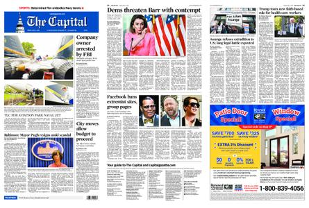 The Capital – May 03, 2019