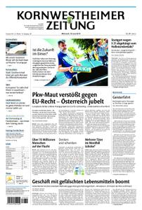 Kornwestheimer Zeitung - 19. Juni 2019