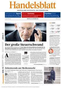 Handelsblatt - 24. Oktober 2016