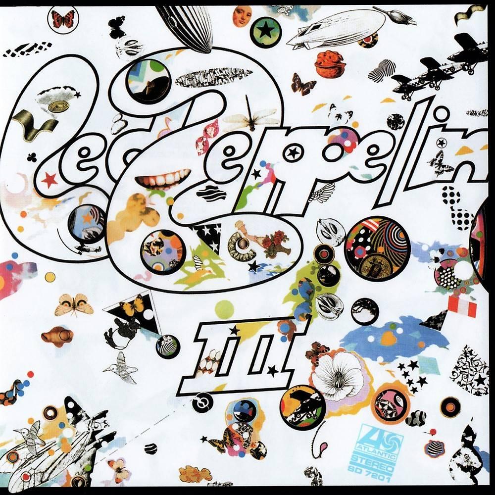 Led Zeppelin - I, II, III, IV (2008) [Dr  Ebbetts US Stereo Vinyl