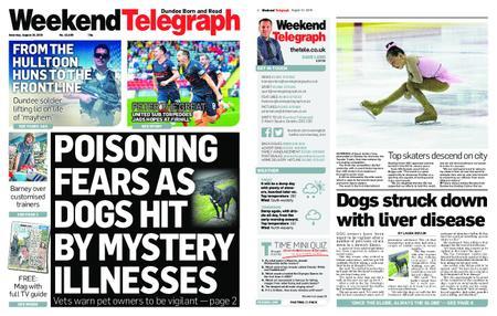 Evening Telegraph First Edition – August 10, 2019