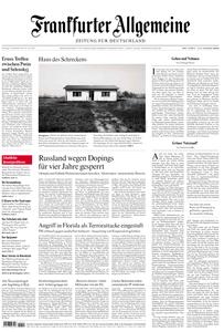 Frankfurter Allgemeine Zeitung F.A.Z. - 10 Dezember 2019