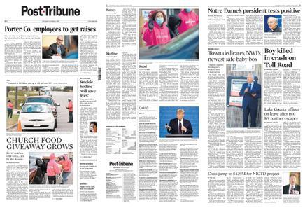 Post-Tribune – October 03, 2020