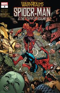 Spider-Man & The League Of Realms 003 2019 Digital Zone