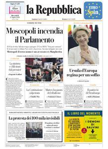 la Repubblica – 17 luglio 2019