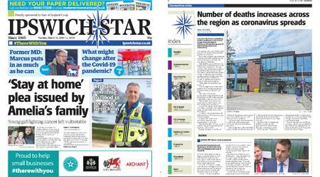 Ipswich Star – March 31, 2020