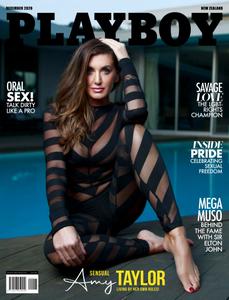 Playboy New Zealand - December 2020
