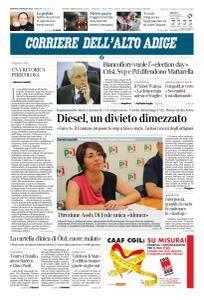 Corriere dell'Alto Adige - 29 Maggio 2018