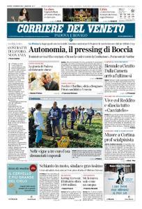 Corriere del Veneto Padova e Rovigo – 13 febbraio 2020