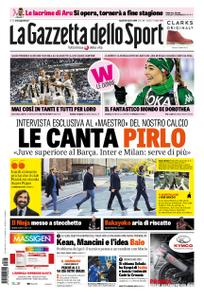 La Gazzetta dello Sport Roma – 25 marzo 2019