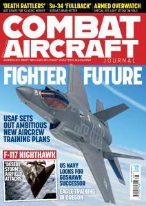 Combat Aircraft - August 2020