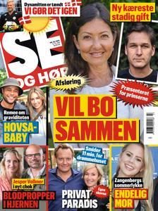 SE og HØR – 09. juni 2021