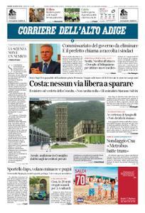 Corriere dell'Alto Adige – 18 luglio 2019