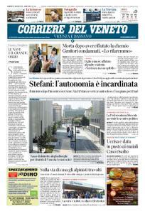Corriere del Veneto Vicenza e Bassano – 21 giugno 2019